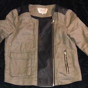 Zara Moto Jacket Perfect Moto jacket size S